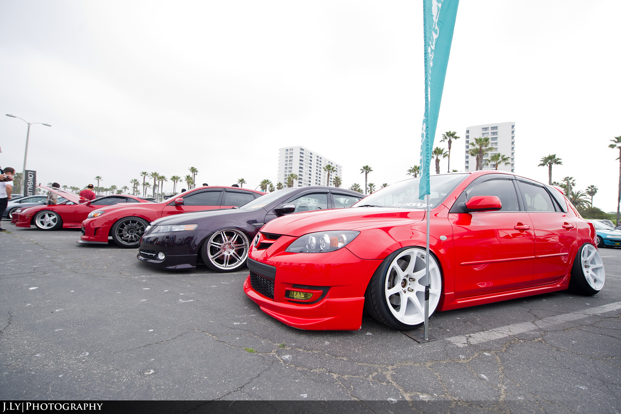 Coverage of Hellaflush Los